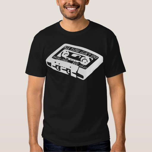 Mix Tapes Funny Shirt