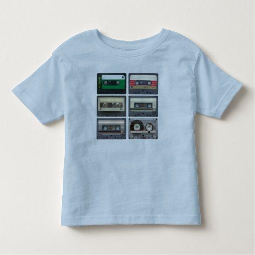 Mix Tapes Tee Shirt