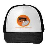 Mix Tapin' Badge Trucker Hat