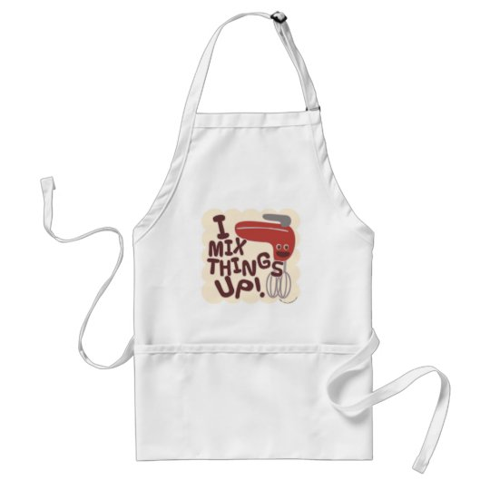 Mix Things Up! Adult Apron