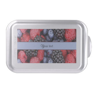 Mixed Berries Cake Pan