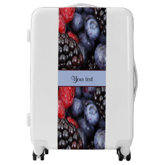 Mixed Berries Luggage
