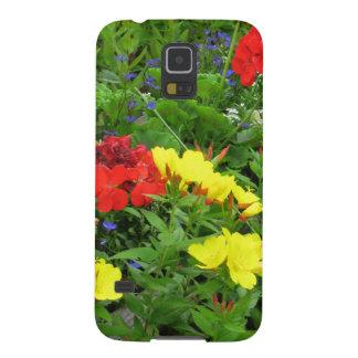 Mixed Blooms Olympia Farmer' s Market Garden Case For Galaxy S5