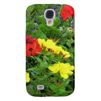 Mixed Blooms Olympia Farmer' s Market Garden Galaxy S4 Case