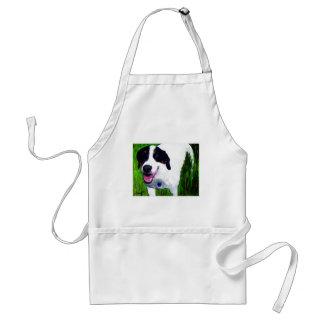 Mixed Breed Dog Aprons