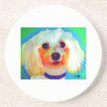 Mixed Breed Dog Coaster