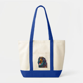 Mixed Breed Dog Tote Bag