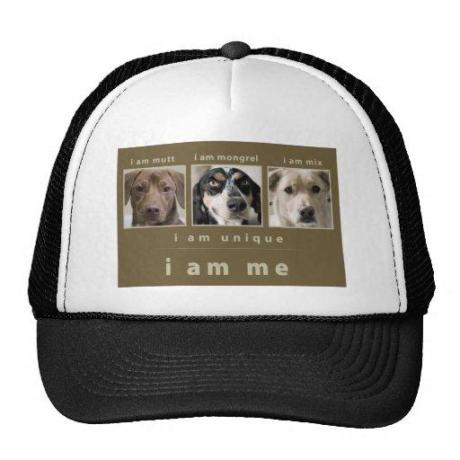 Mixed Breed: I Am Me Trucker Hat