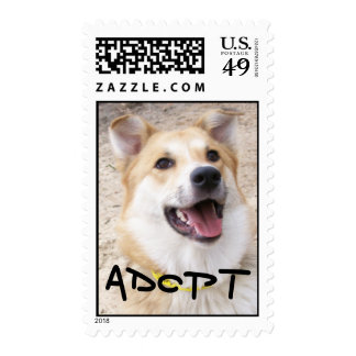 Mixed Breed Postage