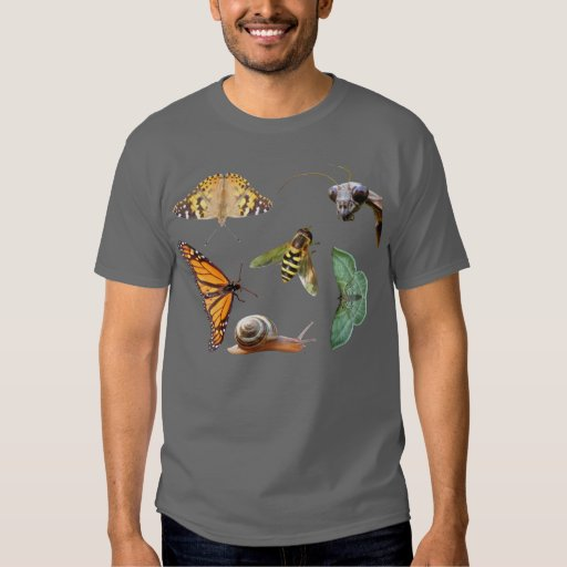 Mixed bugs ~ T-shirt
