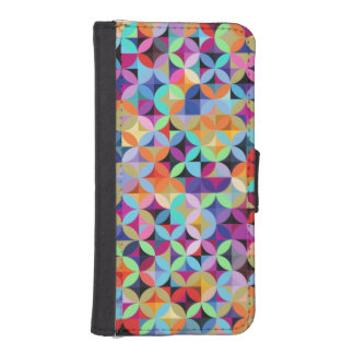 Mixed Colors iPhone SE/5/5s Wallet