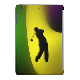 Mixed Colors Male Golf iPad mini Retina Case