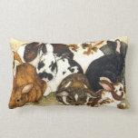 Mixed Company - almohada de los conejos del bebé