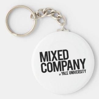 Mixed Company Key Chain