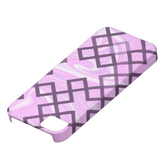 mixed directions soft pink iPhone 5 cases