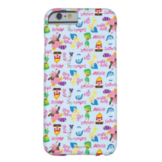 Mixed Emotions Pattern Barely There iPhone 6 Case