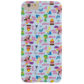 Mixed Emotions Pattern Barely There iPhone 6 Plus Case