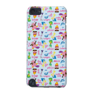 Mixed Emotions Pattern iPod Touch (5th Generation) Case