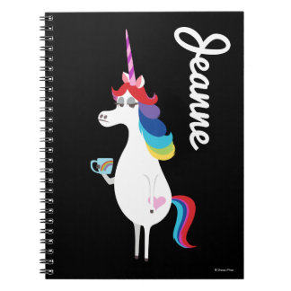 Mixed Emotions - Personalized Spiral Notebook