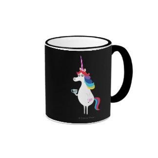 Mixed Emotions Ringer Coffee Mug