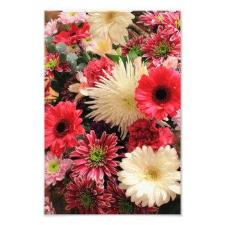 Mixed Floral Bouquet Photograph