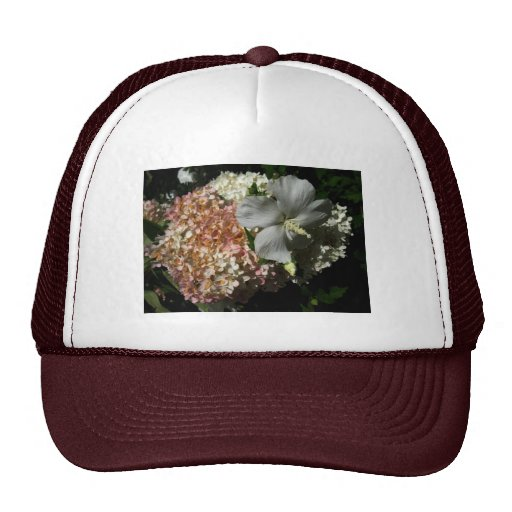Mixed Flowers Hat