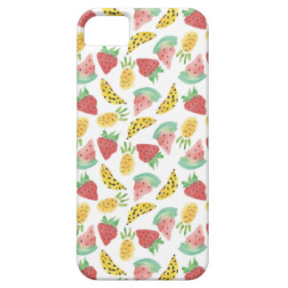 Mixed Fruits iPhone SE/5/5s Case