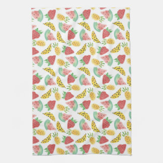 Mixed Fruits Kitchen Towels