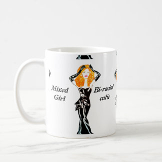 MIXED GIRL mug