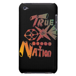 Mixed Leopard Print True Nation iPod Touch Case