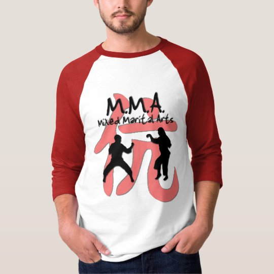 Mixed Marital Arts T-Shirt
