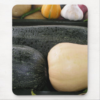 Mixed marrows mouse pad