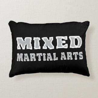 Mixed Martial Arts Accent Pillow