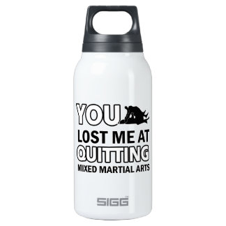 Mixed Martial Arts designs SIGG Thermo 0.3L Insulated Bottle