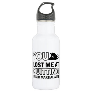 Mixed Martial Arts designs Water Bottle