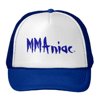 Mixed Martial Arts Hat Gift for Martial Artist