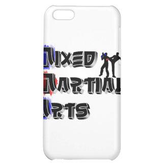 Mixed Martial Arts iPhone 5C Cases