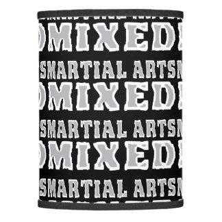 Mixed Martial Arts Lamp Shade