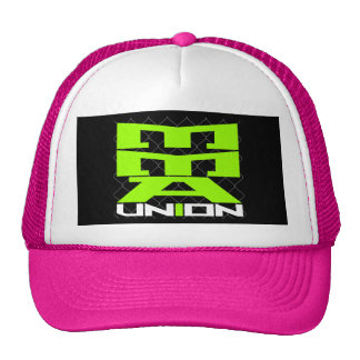 Mixed Martial Arts [MMA] Fighters Union v13, White Trucker Hat
