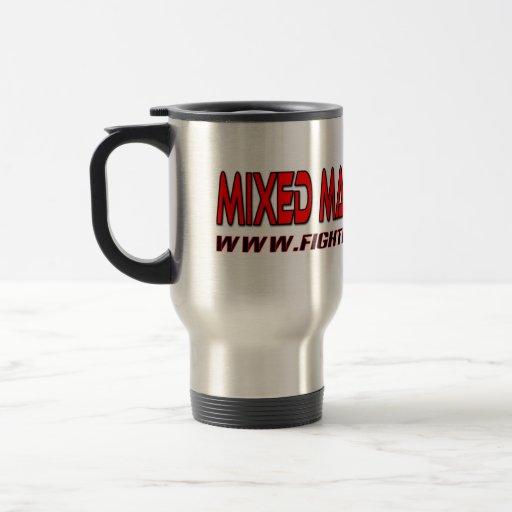 Mixed Martial Arts (MMA) mug