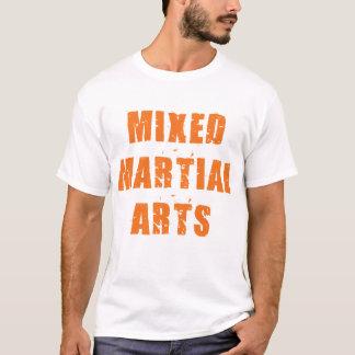 Mixed Martial Arts Ringer T-shirt