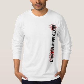 Mixed Martial Arts Vertical T-shirt