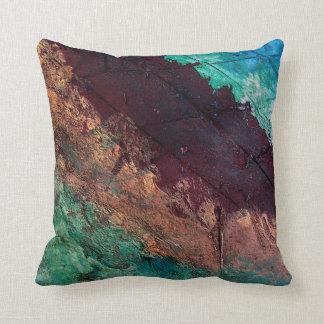 Mixed media 04 by rafi talby pillow