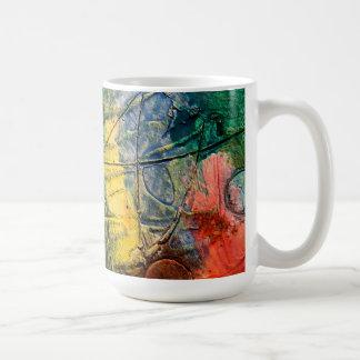 Mixed media 11 by rafi talby classic white coffee mug