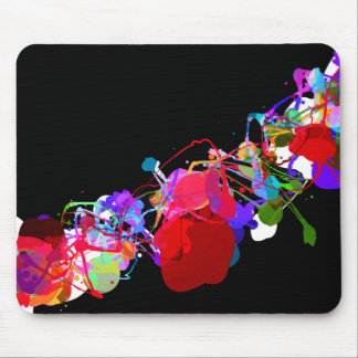 Mixed Media Colors 2 Mouse Pad