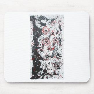 """""""mixed media""""""""ready to hang""""""""wall art""""abstract mouse pad"""