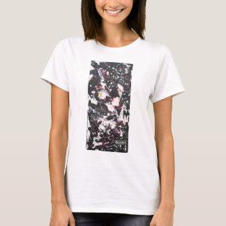 """""""mixed media"""",""""ready to hang"""", """"wall art"""",abstract T-Shirt"""
