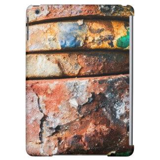 mixed metal race to cake iPad air case