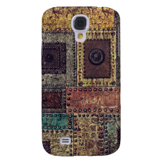 Mixed Metals Galaxy S4 Case