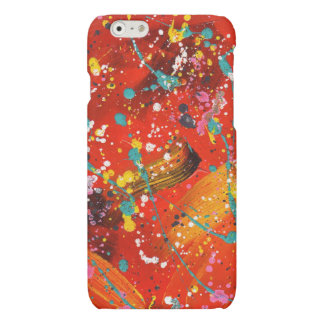 Mixed Meteor 05 Matte iPhone 6 Case